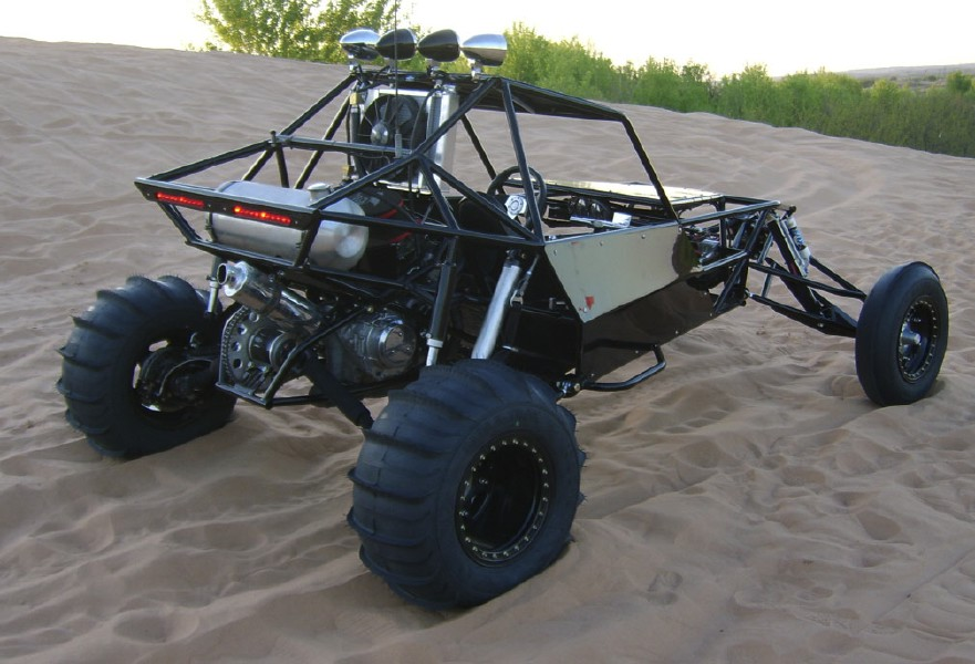 Smart Car Hayabusa >> 2007 Sinister Sand Sports Rail Project FORSALE